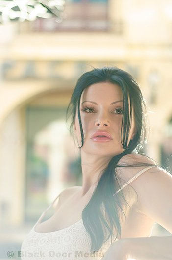 Black Door Media photo session with Stephanie in Las Vegas, NV