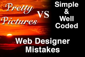 Why you shouldn't hire a Web Designer to Create your Website