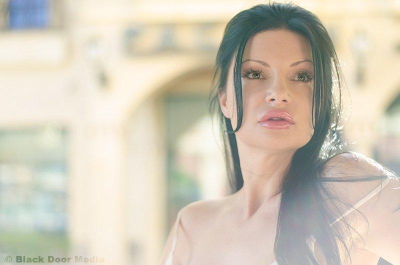 Tivoli Village photo session with Stephanie by Black Door Media